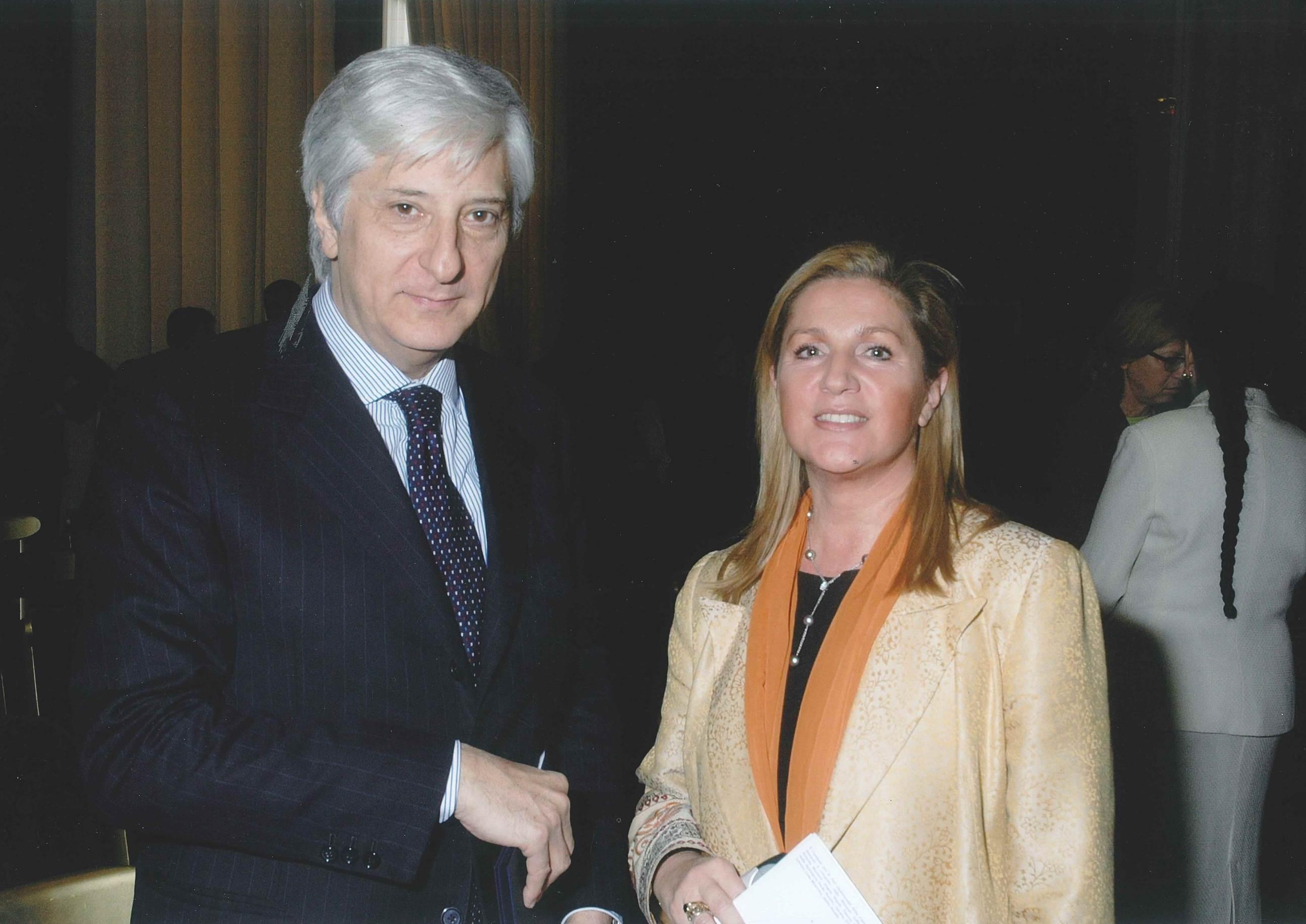 Roma, Camera dei Deputati, 24 novembre 2005 - Segretario Generale Ugo Zampetti