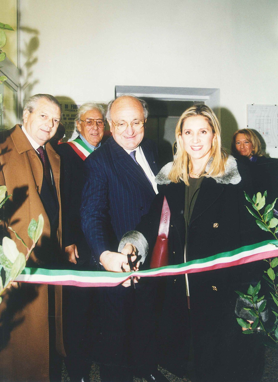 Forte dei Marmi – inaugurazione con Gerard Collins e Cristiana Muscardini