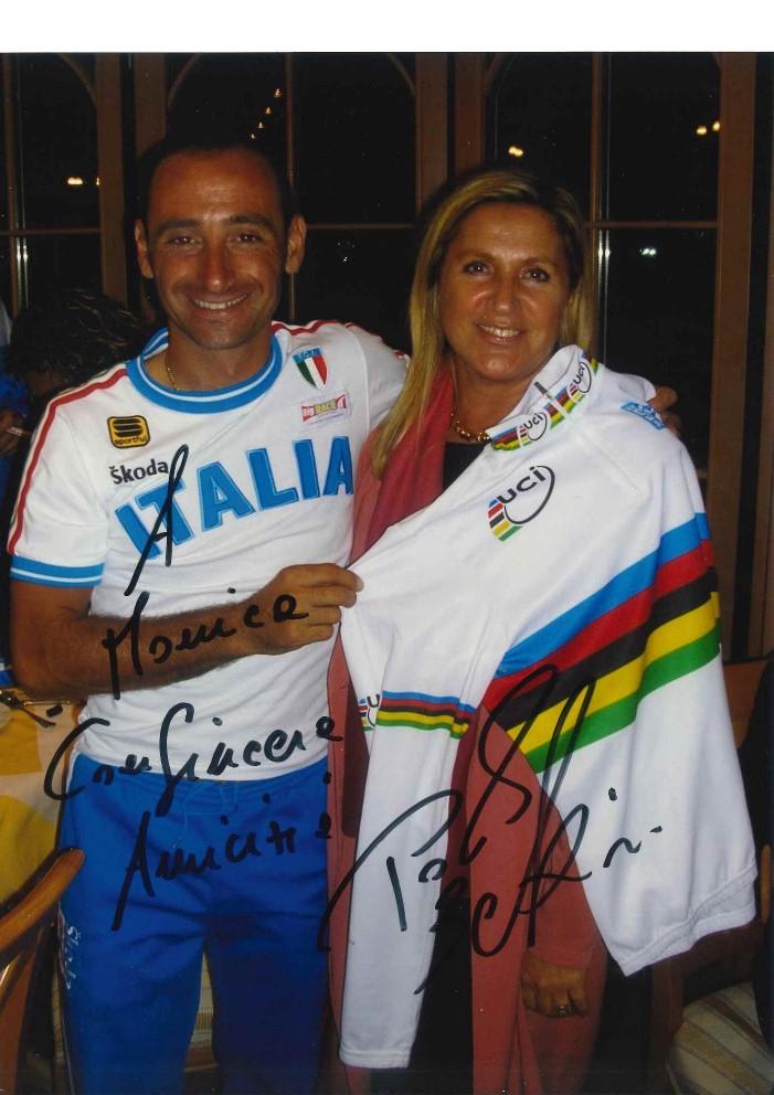 Salisburgo, 24 settembre 2006 – Paolo Bettini vince i Mondiali di Ciclismo
