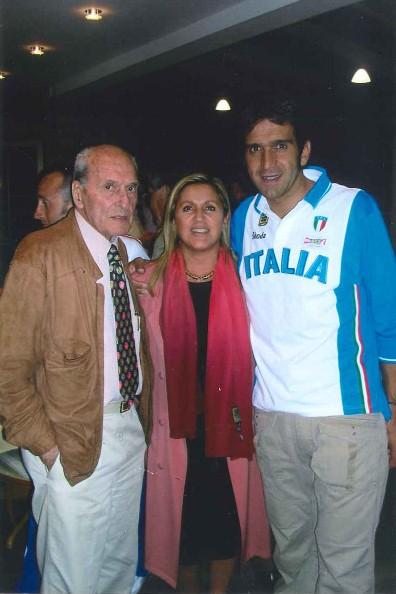 Salisburgo, 24 settembre 2006 – Alfredo Martini e Franco Ballerini