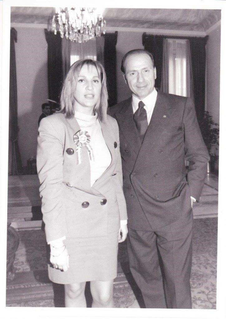 Firenze, 1993, Silvio Berlusconi