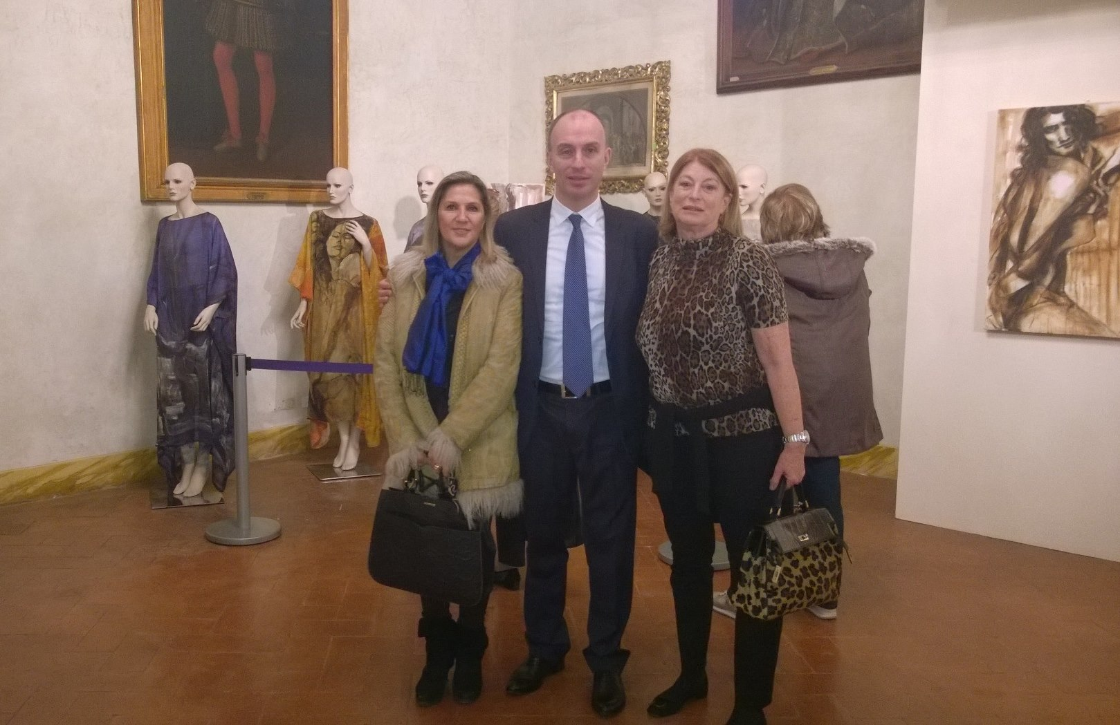 Firenze, 29 Novembre 2014, con Elisabetta Rogai