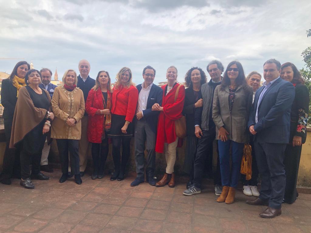 A Firenze durante la Campagna Elettorale per le Europee 2019