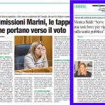 Intervista a Monica Baldi - Corriere Umbria 22 Maggio 2019