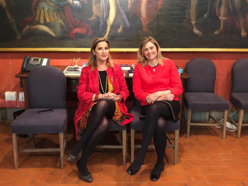 Confronto elettorale a Firenze con la candidata Silvia Motroni