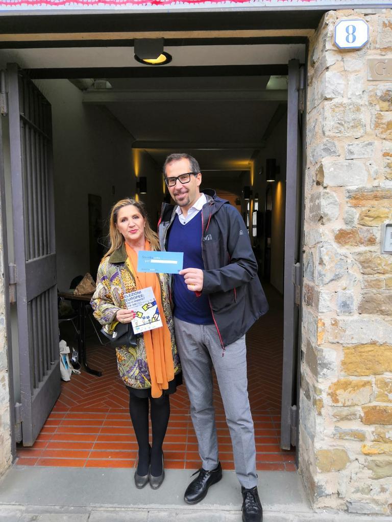 A Firenze con Marco Incerti, Direttore Comunicazione EUI