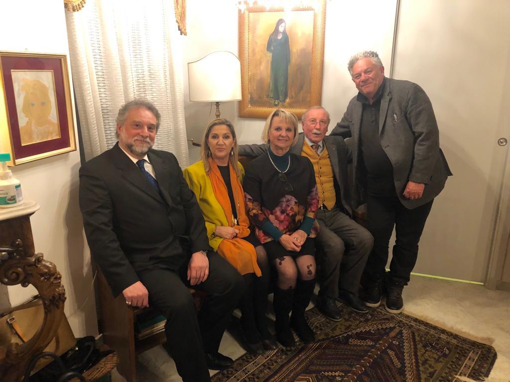 Cena elettorale a Pistoia